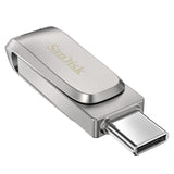 SanDisk Ultra® Dual Drive Luxe USB Type-C™ Flash Drive