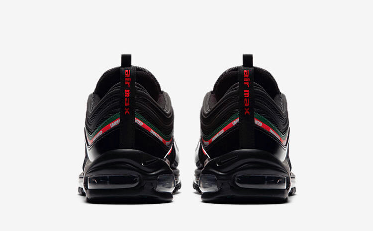 """info for adb72 209d5 Air Max 97 """"Black Undefeated"""