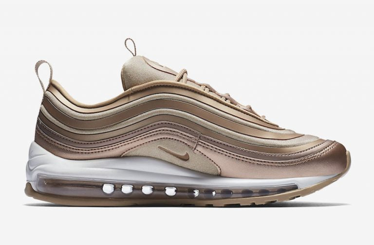 """new concept 667c0 cbacb Air Max 97 Ultra WMNS """"Rose Gold"""""""