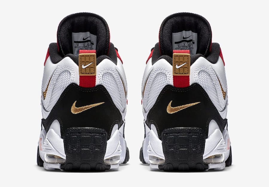 """finest selection 0bc96 d65fd Air Max Speed Turf """"49ers"""