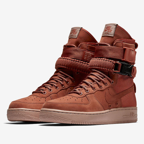 "7cab031b27 Nike Air Force 1 SF1 High WMNS ""Dusty Peach"