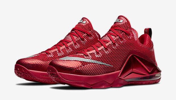 new product 63145 87c33 LeBron 12 Low