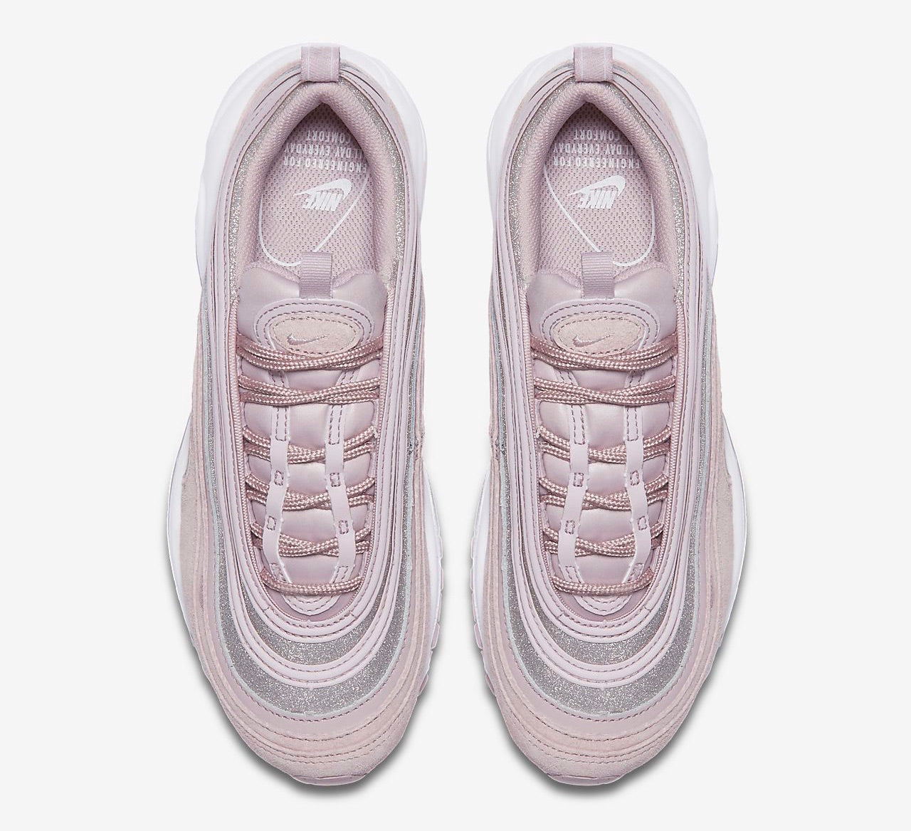 0d2f4d8bb0f9 Nike Air Rose Max 97 Glitter Particle Rose Air AT0071-600 Women's ... 84  Best Shoes images in 2019   Beautiful shoes, Shoe boots, Loafers ... good nike  air ...