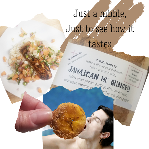 Jamaican Me Hungry (Jamaican Jerk Seasoning)