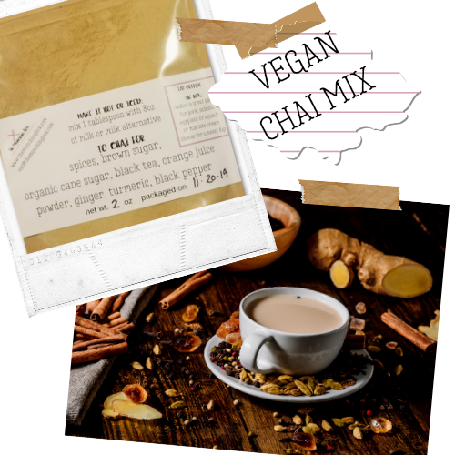 To Chai For (Vegan Chai Mix)