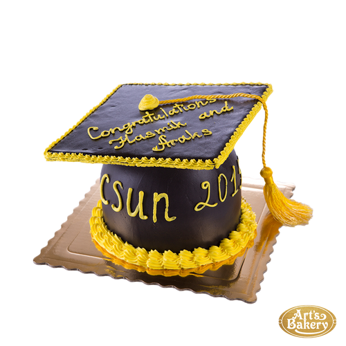 Arts Bakery Glendale Graduation Cake Special 04