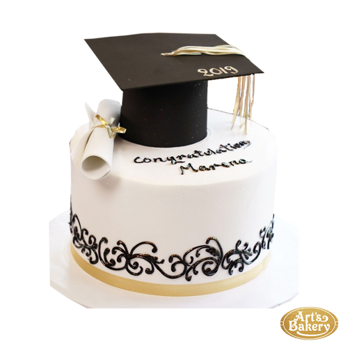 Arts Bakery Glendale Graduation Cake Special 02