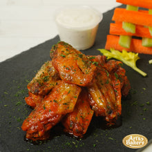 Load image into Gallery viewer, Arts Bakery Glendale Buffalo Chicken Wings