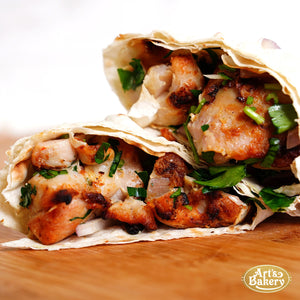 Arts Bakery Glendale Chicken Kabob Wrap