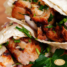 Load image into Gallery viewer, Arts Bakery Glendale Chicken Kabob Wrap