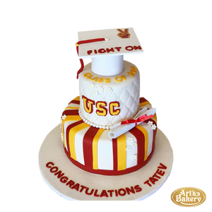 Arts Bakery Glendale Graduation Cake Special 11