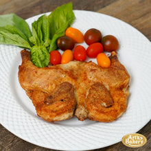 Load image into Gallery viewer, Arts Bakery Glendale Fried Cornish Hen Chicken with 2 Sides