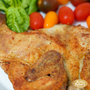 Arts Bakery Glendale Fried Cornish Hen Chicken with 2 Sides