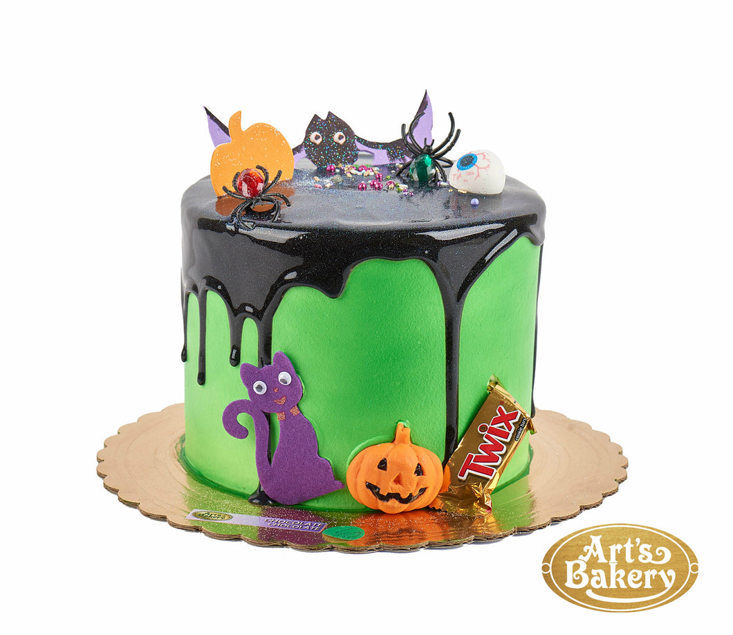 Halloween Themed Cake 62