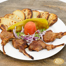 Load image into Gallery viewer, Arts Bakery Glendale New Zealand Lamb Chops Plate (4 PIECES)