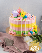 Load image into Gallery viewer, Easter Theme Cake 02