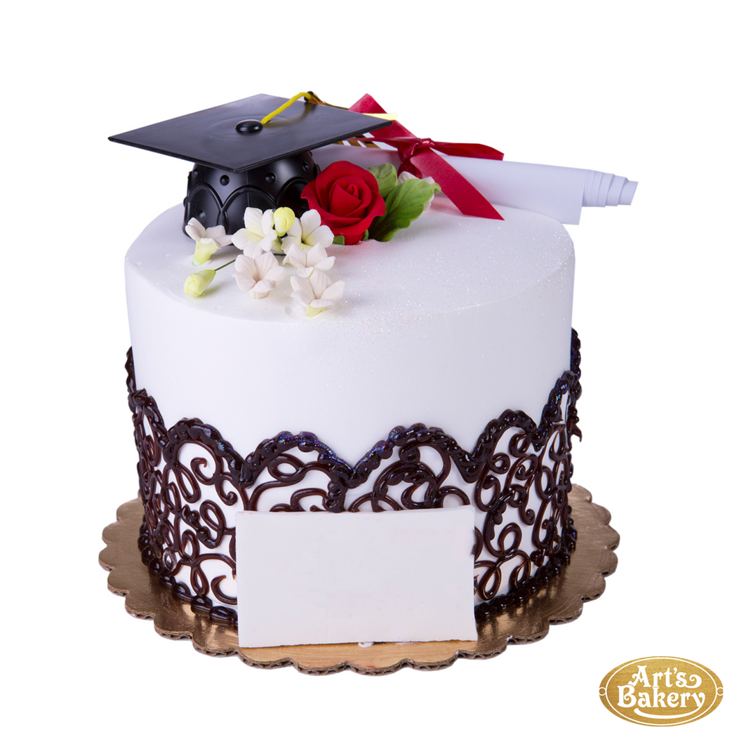 Arts Bakery Glendale Graduation Cake Special 07
