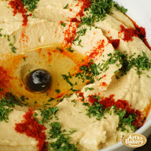 Load image into Gallery viewer, Arts Bakery Glendale Hummus (PER POUND)