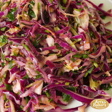 Load image into Gallery viewer, Arts Bakery Glendale Red Cabbage Salad (Per Pound)