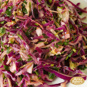 Arts Bakery Glendale Red Cabbage Salad (Per Pound)