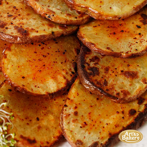 Sliced Seasonal Baked Potato (6 PIECES)