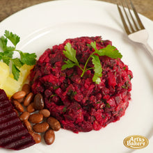 Load image into Gallery viewer, Arts Bakery Glendale Red Beet Salad (Per Pound)