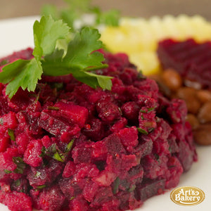 Arts Bakery Glendale Red Beet Salad (Per Pound)