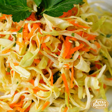 Load image into Gallery viewer, Arts Bakery Glendale White Cabbage Salad (Per Pound)