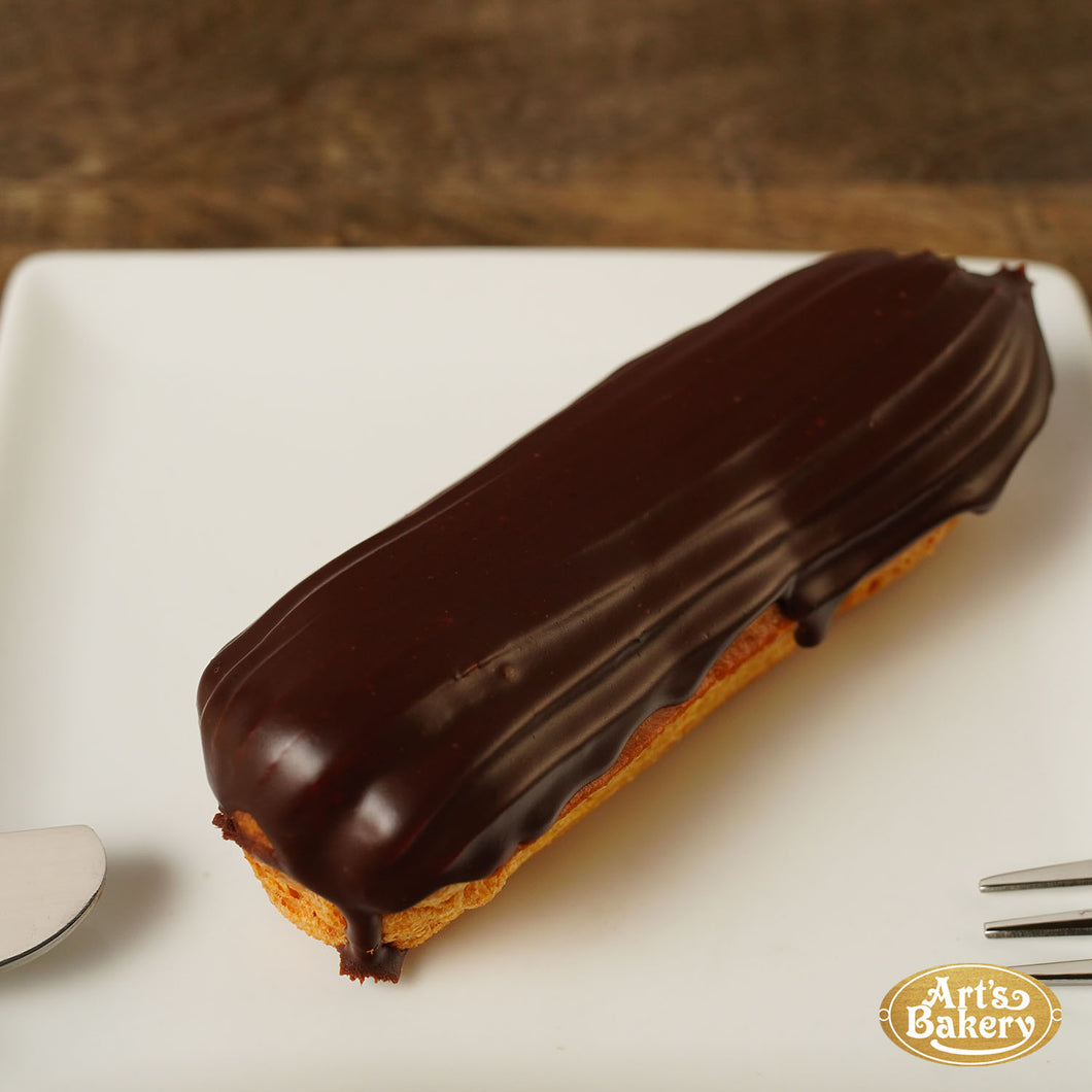 Arts Bakery Glendale Chocolate Eclair