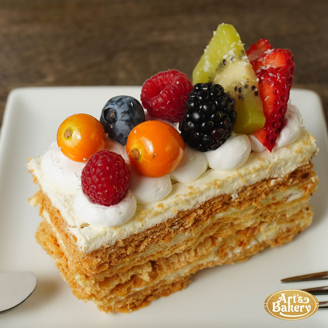 Fruit Napoleon
