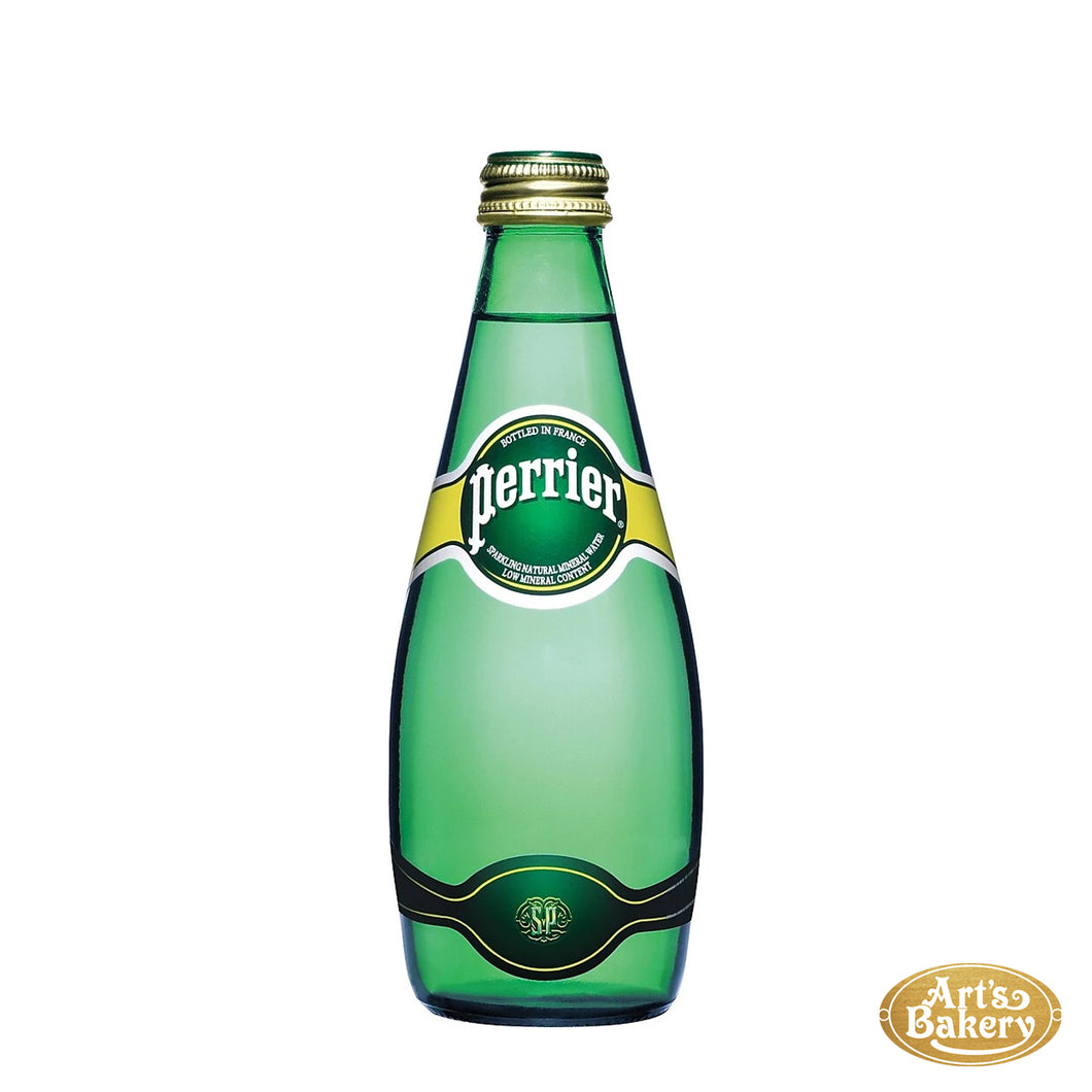 Arts Bakery Glendale Perrier Carbonated Mineral Water