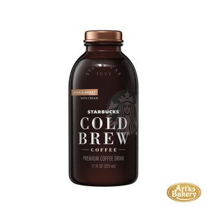 Arts Bakery Glendale Starbucks Cold Brew Coffee Drink