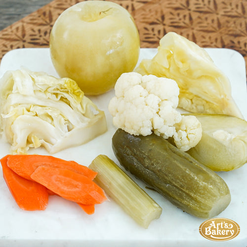 Arts Bakery Glendale Armenian Pickles ( Tourshi / Ttu )