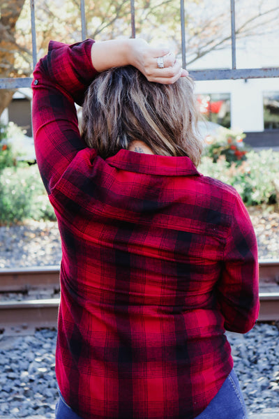 WONDERFULLY MADE FLANNEL