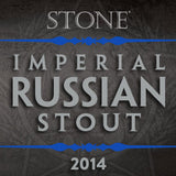 070. Stone Imperial Russian Stout 2014