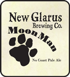 033. New Glarus Moon Man No Coast Pale Ale