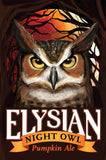 076. Elysian Night Owl Pumpkin Ale
