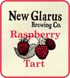 089. New Glarus Raspberry Tart