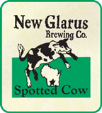 086. New Glarus Spotted Cow