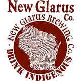 088.  New Glarus Thumbprint Series Cherry Stout