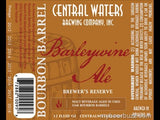 032. Central Waters Brewer's Reserve Bourbon Barrel Barleywine