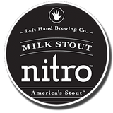 008.  Left Hand Milk Stout Nitro