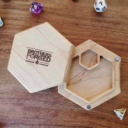 Hex Dice Chests