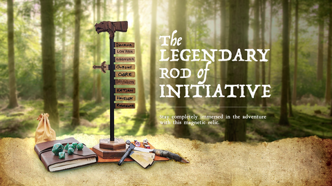 The Legendary Rod of Initiative