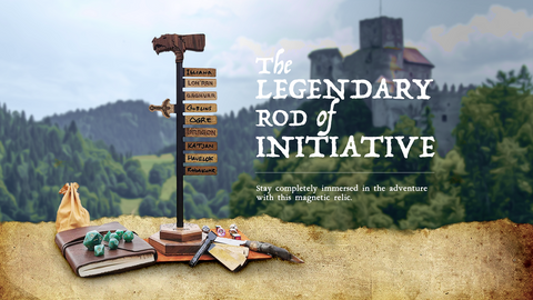 Legendary Rod of Initiative: Wave 4