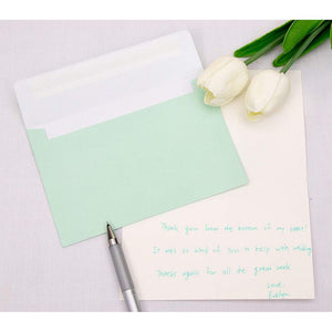112-Count A4 Envelopes, 7 Assorted Pastel Colors, 4.25 x 6.25 Inches