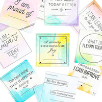 Dry Erase Magnets, Inspirational Quotes (12 Pack)