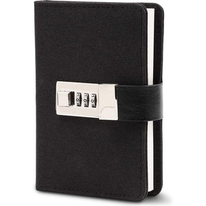 Hardcover Notebook Journal with Lock