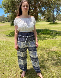 Elephant Long Pants