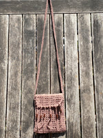 Load image into Gallery viewer, Small Hand Made Crochet Bags